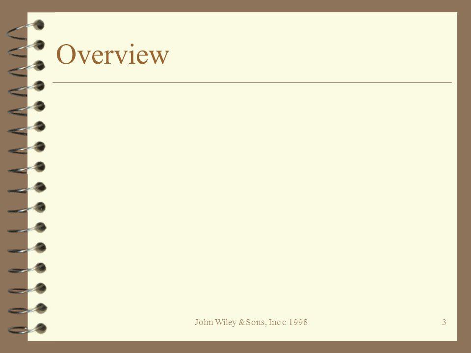 John Wiley &Sons, Inc c 19984 1.