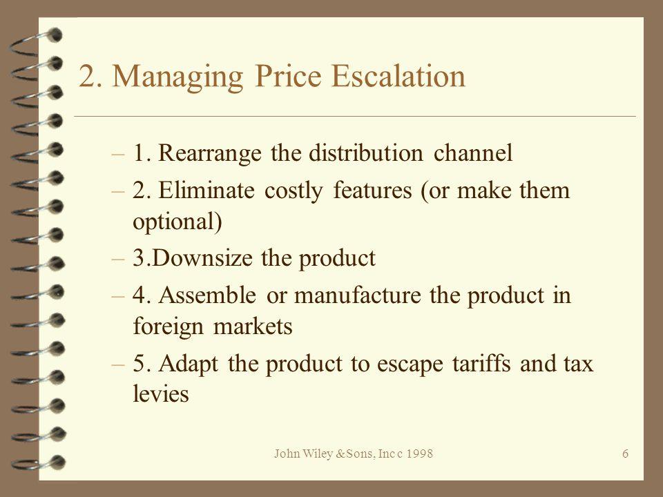John Wiley &Sons, Inc c 199817 8.