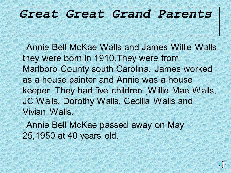 Great Great Great Grandfather Maxton Walls Great Great Great Grandmother Jane Walls Great Great Uncle Maxton Walls Jr.