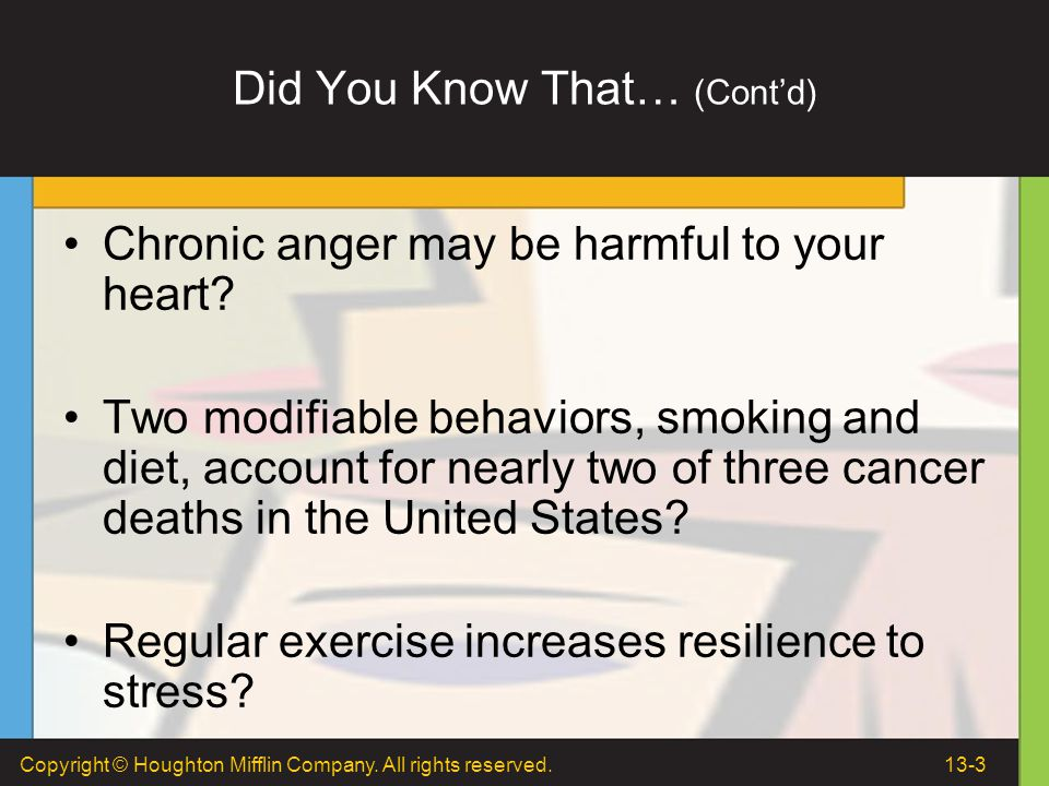Module 13.1 Stress: What It Is and What It Does to the Body