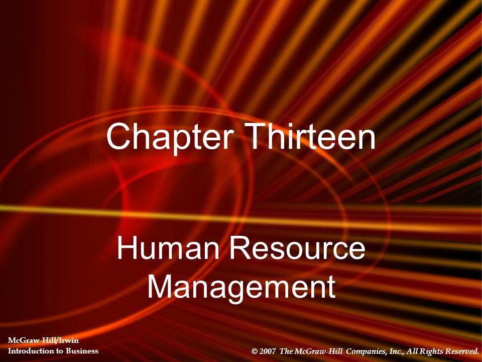 13 - 43 Technical Sales Representative Figure 13.2