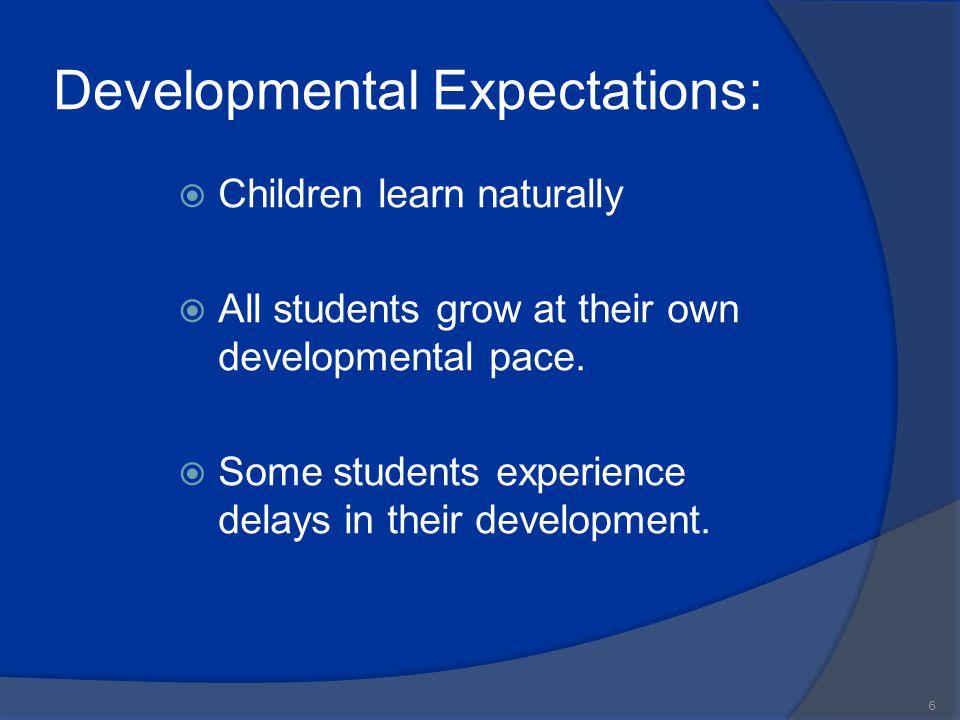 Child Development and Disabilities Child development impacts the disability The disability impacts child development 17