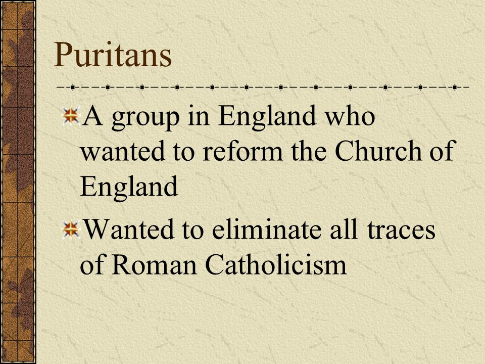 English Reformation 16 th century movement for religious reform Led to the founding of churches that rejected the Pope's authority Henry VIII broke with the Catholic Church and formed the Church of England (Anglican Church)