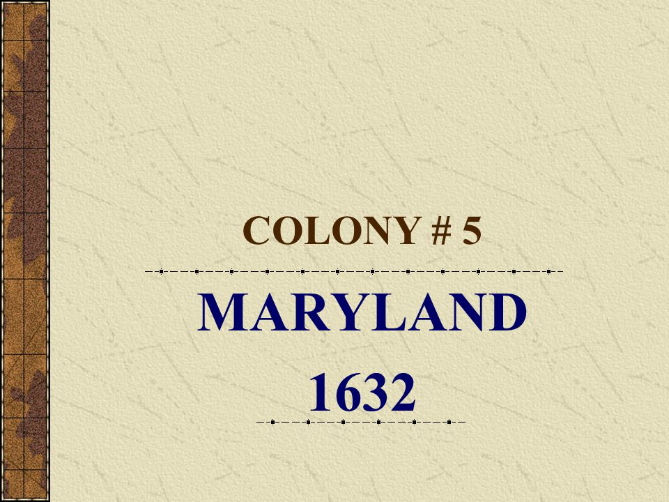 Fundamental Orders 1639 A constitution governing colonial Connecticut Establishing a democratic state controlled by substantial citizens Hooker led a group from Rhode Island to find more religious freedom
