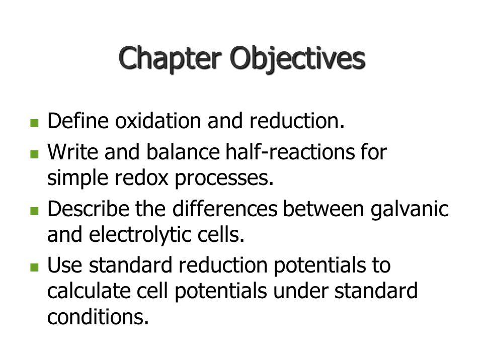 Electrochemistry Applications Galvanizing: Cathodic Protection: