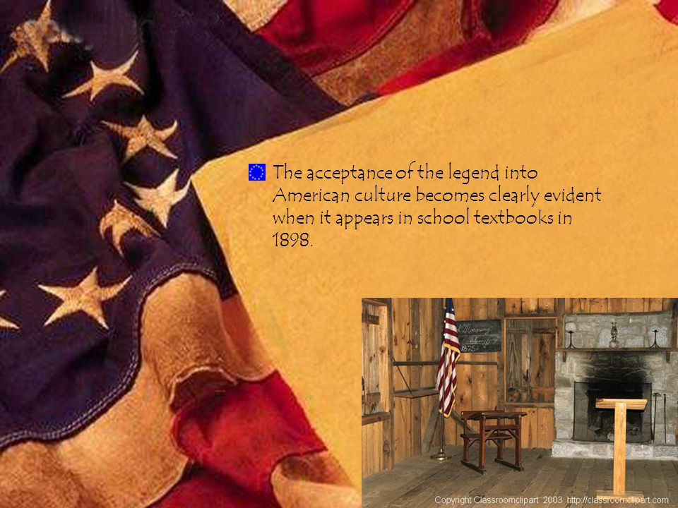 The Tradition of Betsy Ross In June, 1776, General George Washington, Robert Morris, and George Ross asked Betsy Ross to help create the flag for the United States.