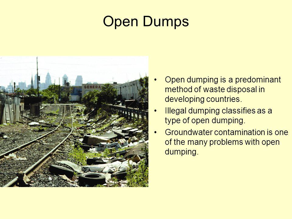 Superfund Sites EPA estimates 36,000 seriously contaminated sites in the U.S.