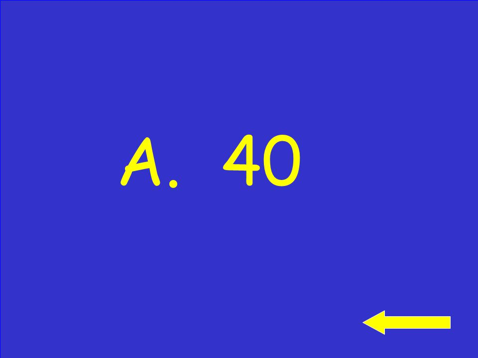 Click to see answer What is 42 rounded to the nearest ten? A. 40 B. 50 C. 45