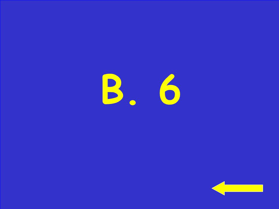 Find the missing addend. 7 + = 13 Click to see answer A. 5 B. 6 C. 7