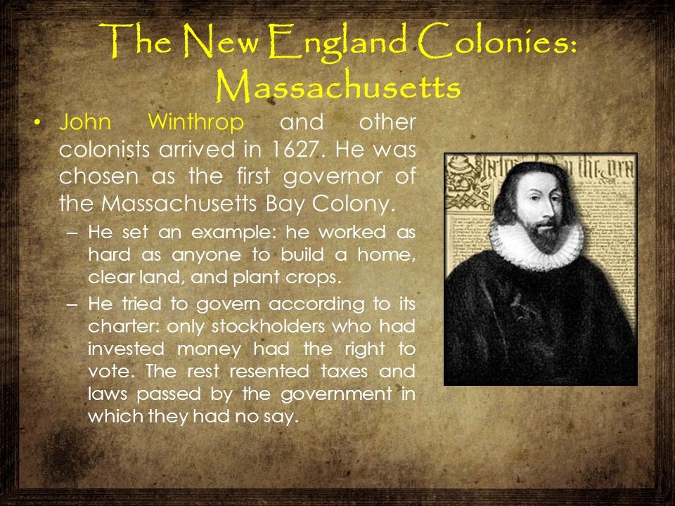 The Middle Colonies: Lifestyle Home improvements: – Swedish introduced long cabins to America.