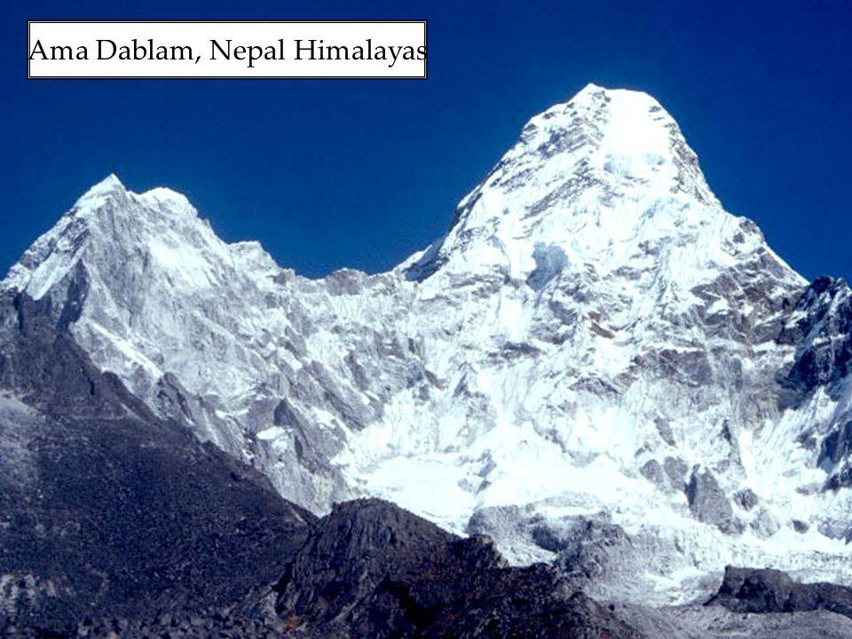 Ama Dablam, Nepal Himalayas
