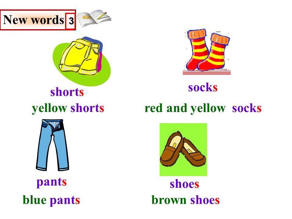 shirt sweater coat T-shirt skirt hat New words 2 green shirt brown coat black hat yellow T-shirt pink skirtwhite sweater