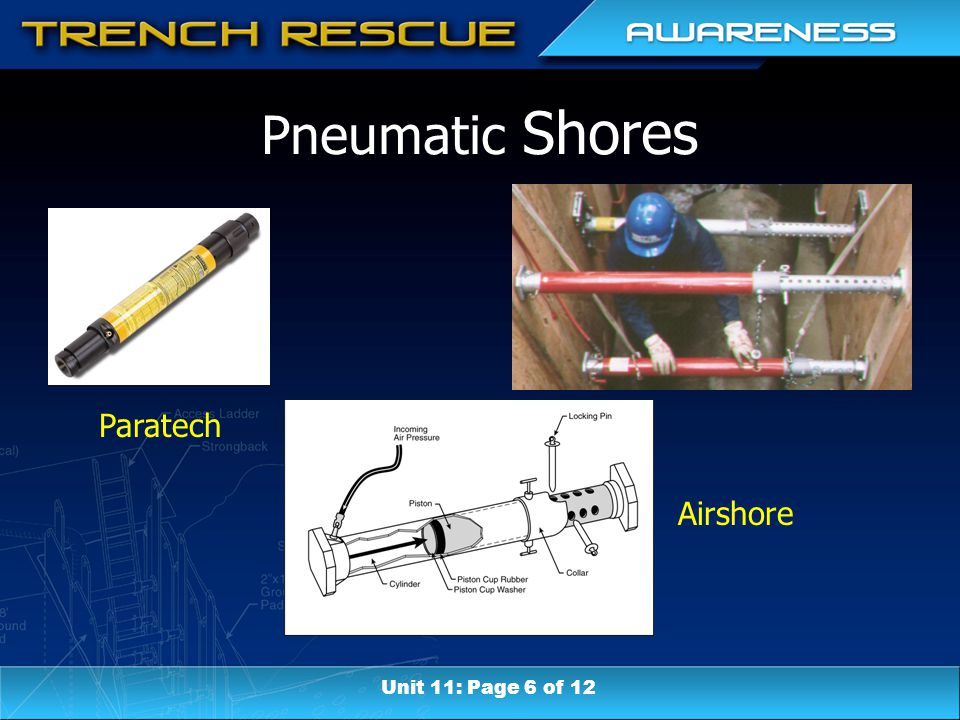 Pneumatic Shores Paratech Airshore Unit 11: Page 6 of 12