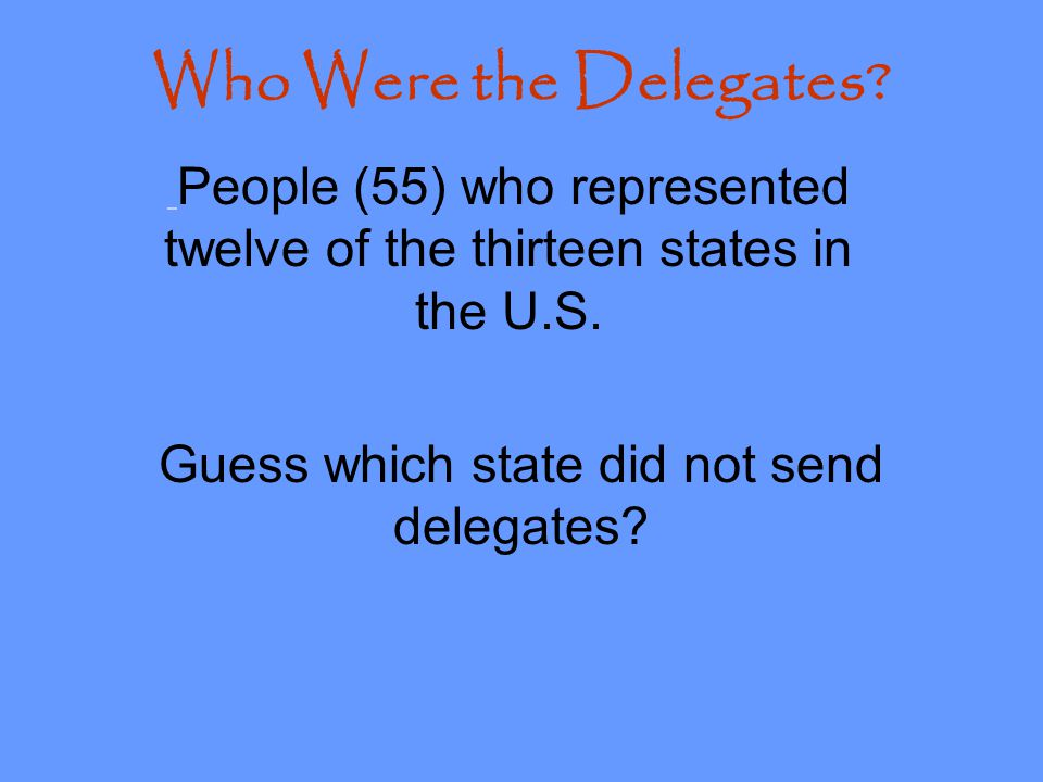 What Is Important About September 17? The U.S. Constitution was signed by 39 delegates in Philadelphia on September 17, 1787