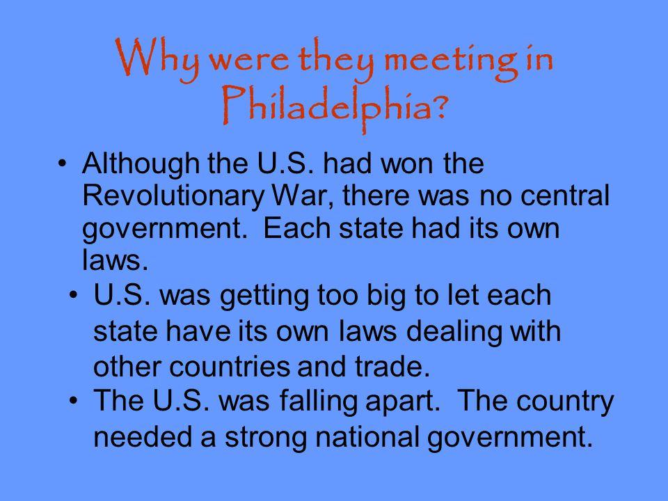 Some Famous Delegates George Washington Benjamin Franklin James Madison