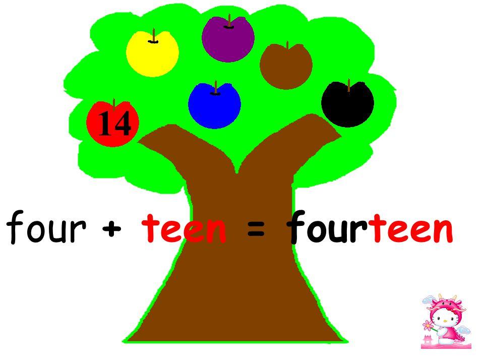 4 four