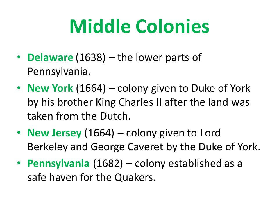 New England,Mid Atlantic,And Southern Colonies - Lessons - Tes Teach