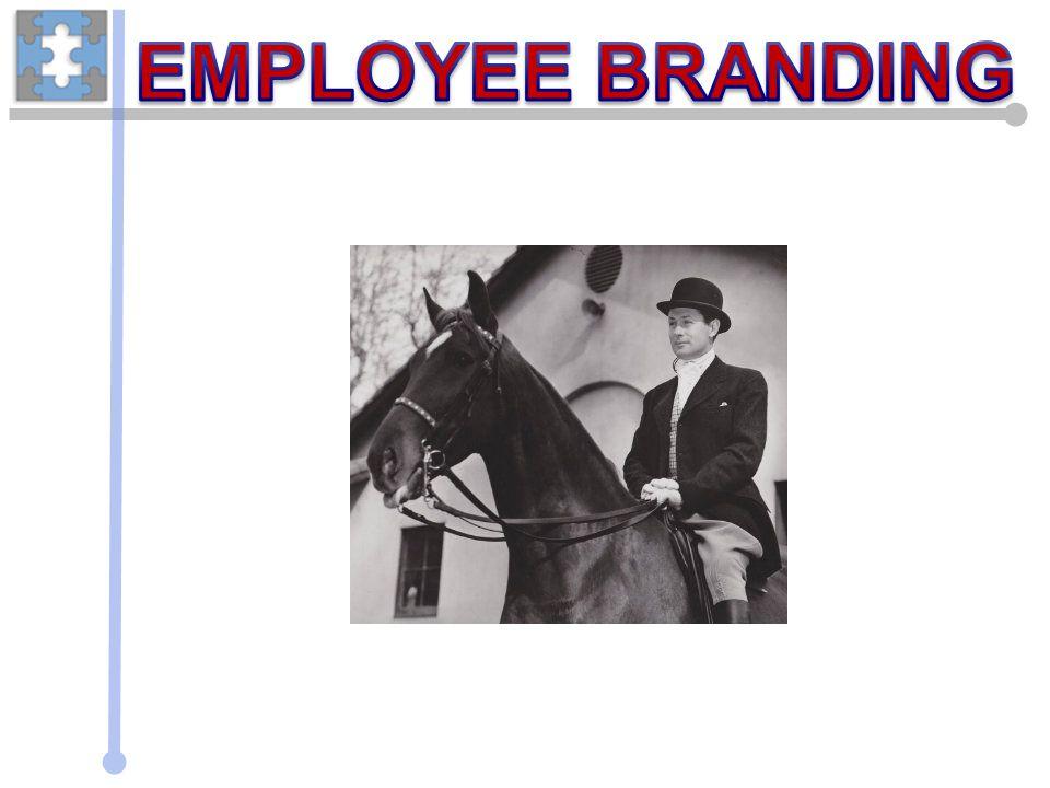 Artain and Schumann's thirteen points on employee branding The brand must focus on employee choice 7