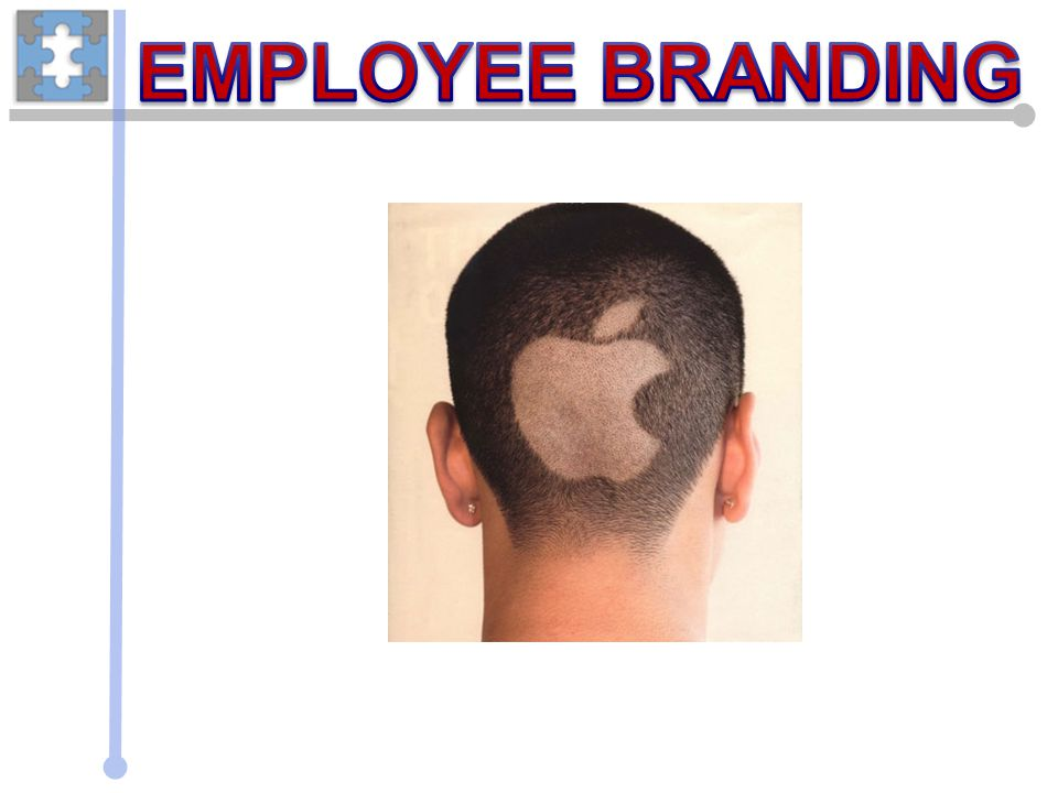 Artain and Schumann's thirteen points on employee branding The brand must articulate the company's desired reputation as a place to work 11 According to Arnott, in his book Corporate Cults (1999) leaders meet to evaluate correct behaviors in the work place, in order to provide a pleasant environment for the staff.