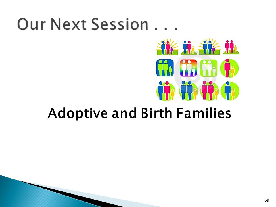 Adoptive and Birth Families 69