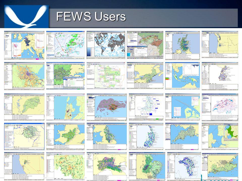 FEWS Users 16