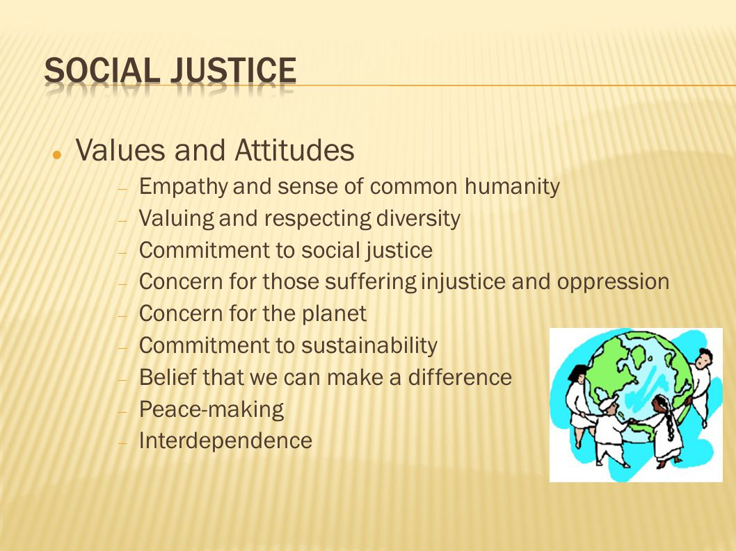 Skills Critical Thinking Cooperation and Conflict Resolution Challenging Injustice and Inequity Participation