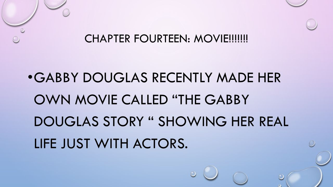 CHAPTER FOURTEEN: MOVIE!!!!!!.