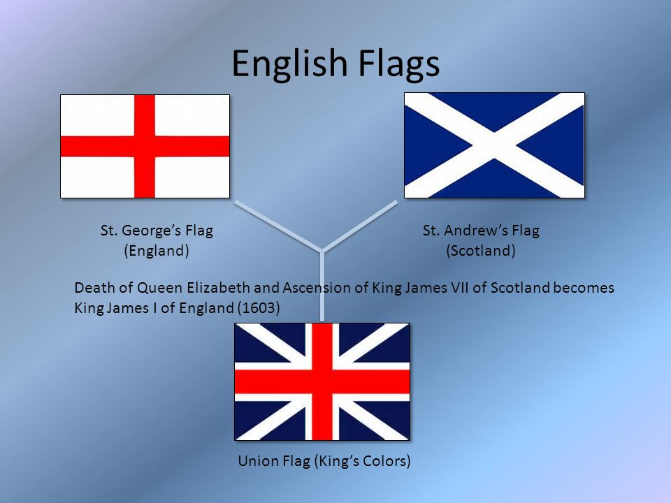 Flags in the American Colonies The Union Flag was limited for use by the Royal Navy, although it was used in the colonies Other Flags were used to represent the colonies Pine Trees were a common symbol, since timber was a main colonial export, thus the pine tree flag became common among militia units Ships still needed an ensign, and the sailors of New England developed one to represent them