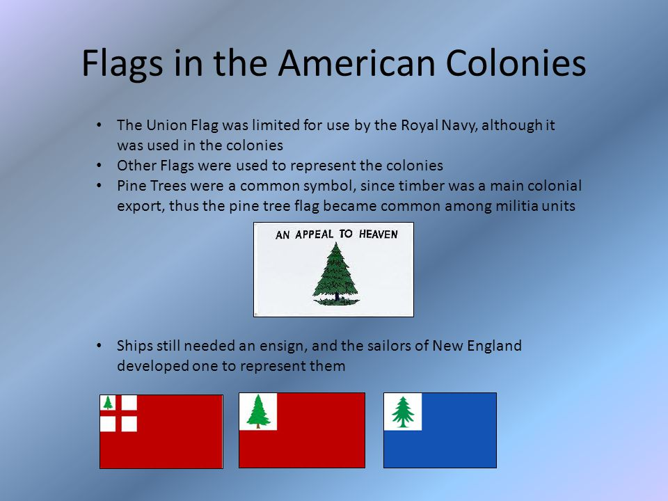 One Flag to Rule Them All With the Expansion of the British Empire in the America's, The East Indies and India, one flag was needed to denote all British Colonial Ships.