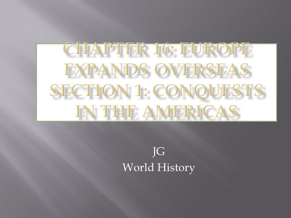 JG World History
