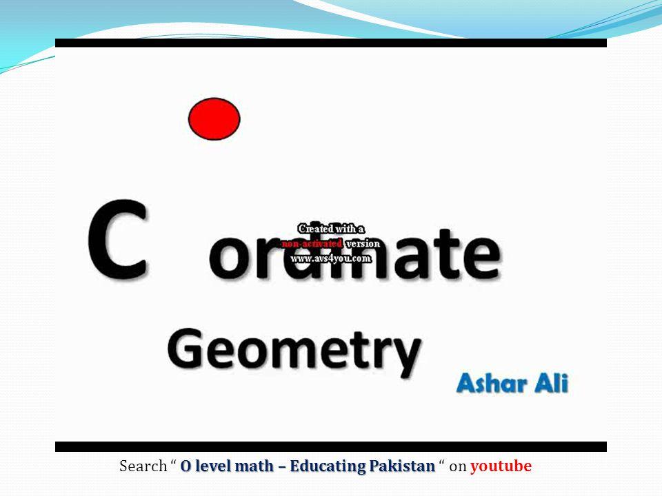 """O level math – Educating Pakistan Search """" O level math – Educating Pakistan """" on youtube"""