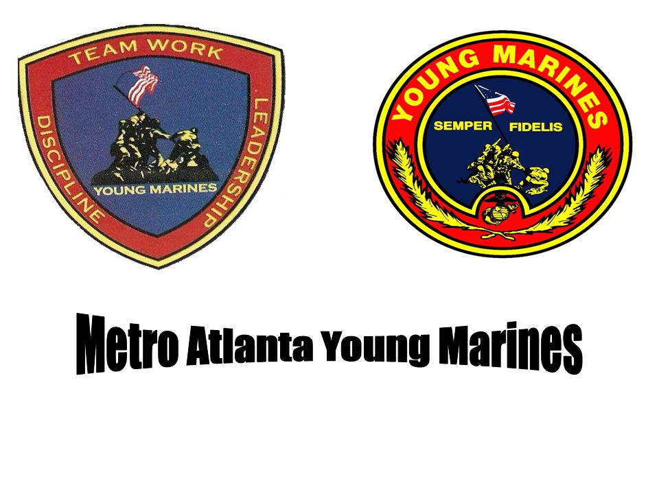 YOUNG MARINE CODE OF CONDUCT Article I : I am an American youth, proud of my country and our way of life.