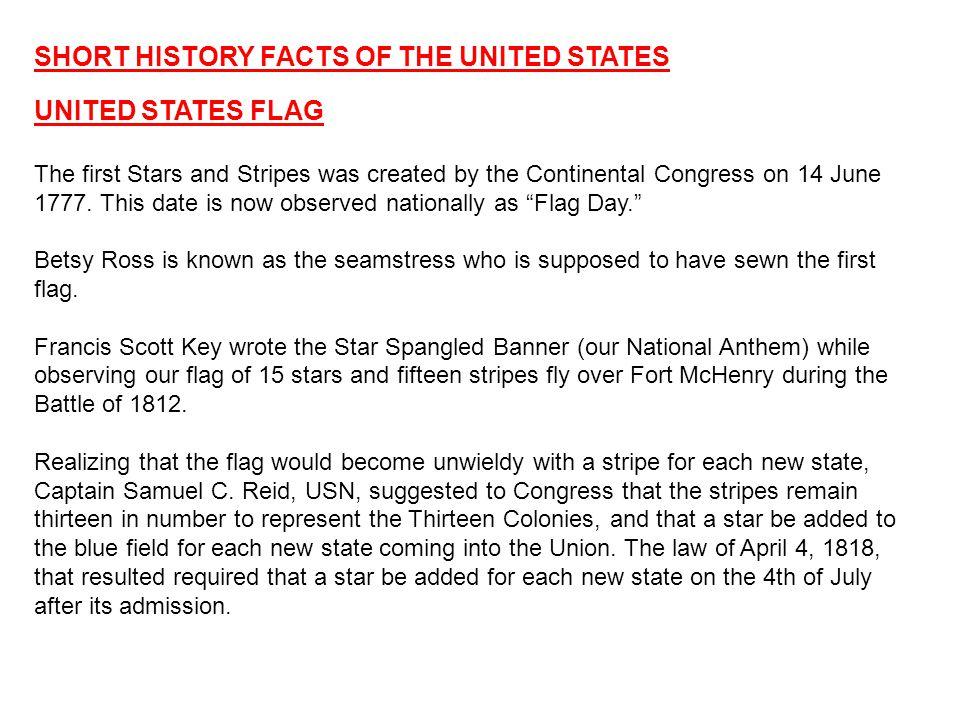 NATIONAL ANTHEM Francis Scott Key (1779-1843) penned the lyrics of the National Anthem in 1814.