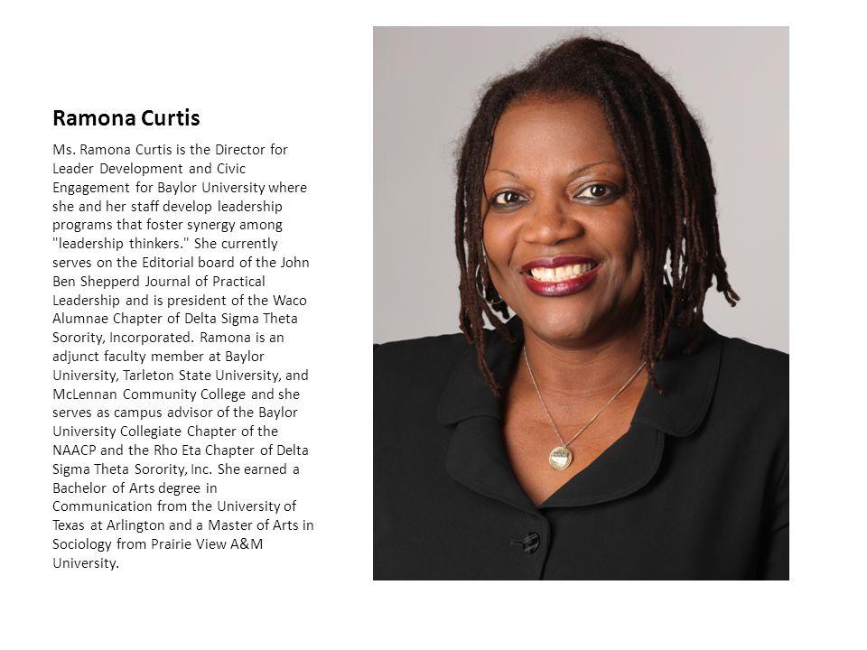 Ramona Curtis Ms.