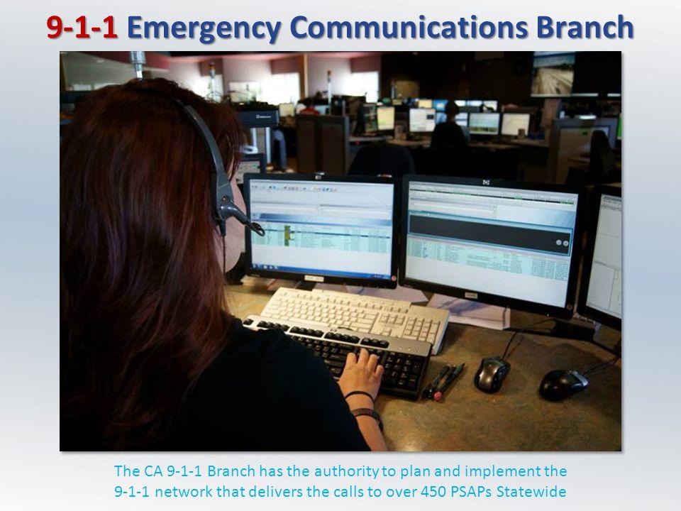 Radio Communications Branch