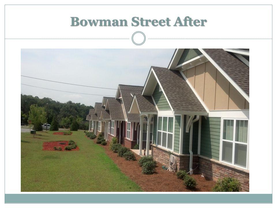 Bowman Street After