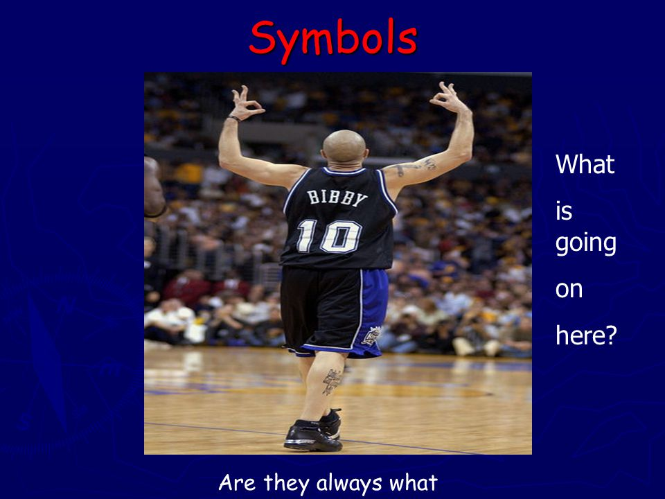 The Multi-Dimensions of Symbols What is this? Are you sure? How do you know?