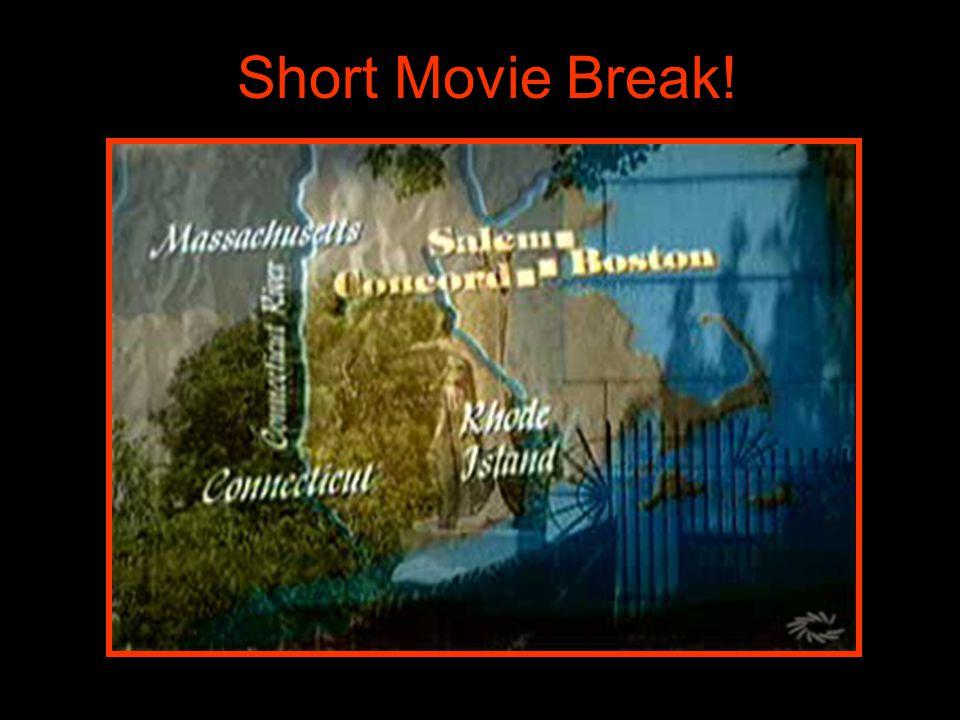 Short Movie Break!