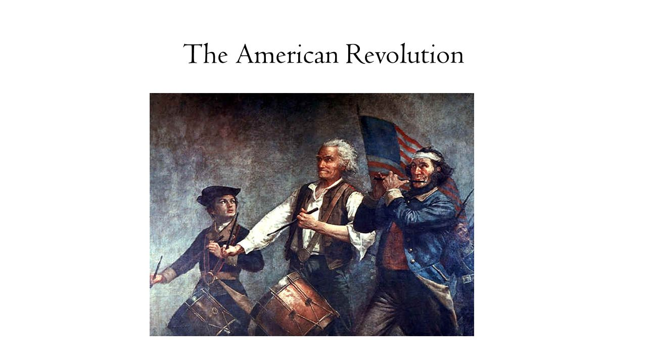 GROUP ASSIGNMENT (worth 20 points) You will be placed in groups, and together, you will ponder the following prompt: Imagine that the United States did not win the American Revolution.