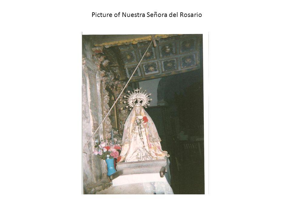 Picture of Nuestra Señora del Rosario