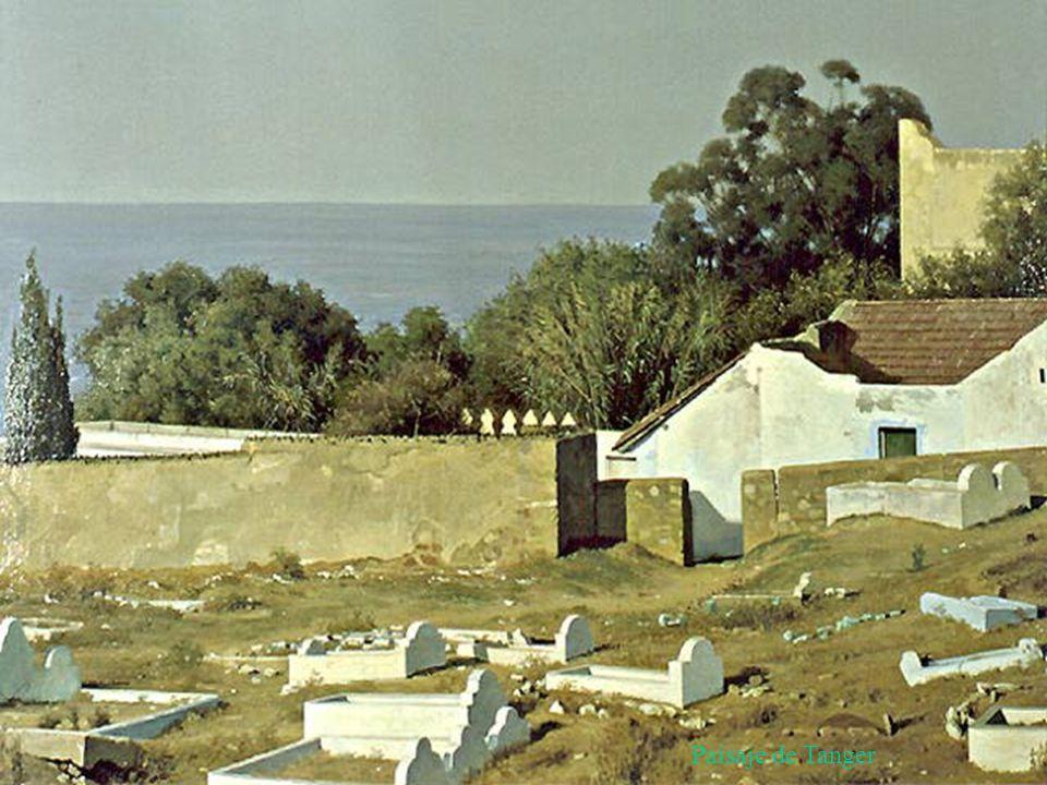 Paisaje de Tanger