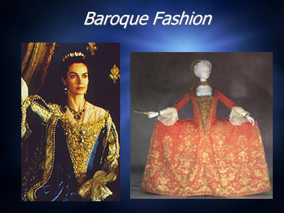 Baroque Fashion