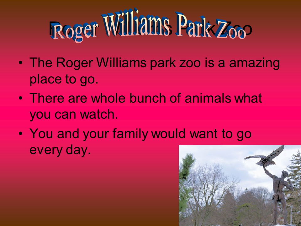 Has a zoo, planitoriom, and watch images from space. It is a famous place to go
