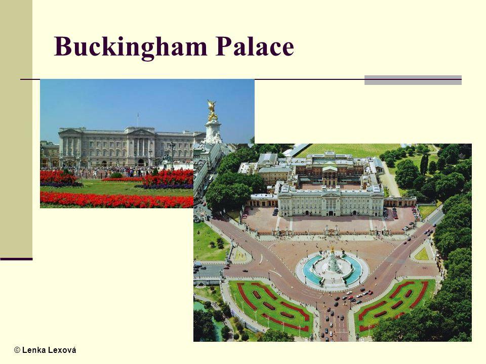 © Lenka Lexová Buckingham Palace