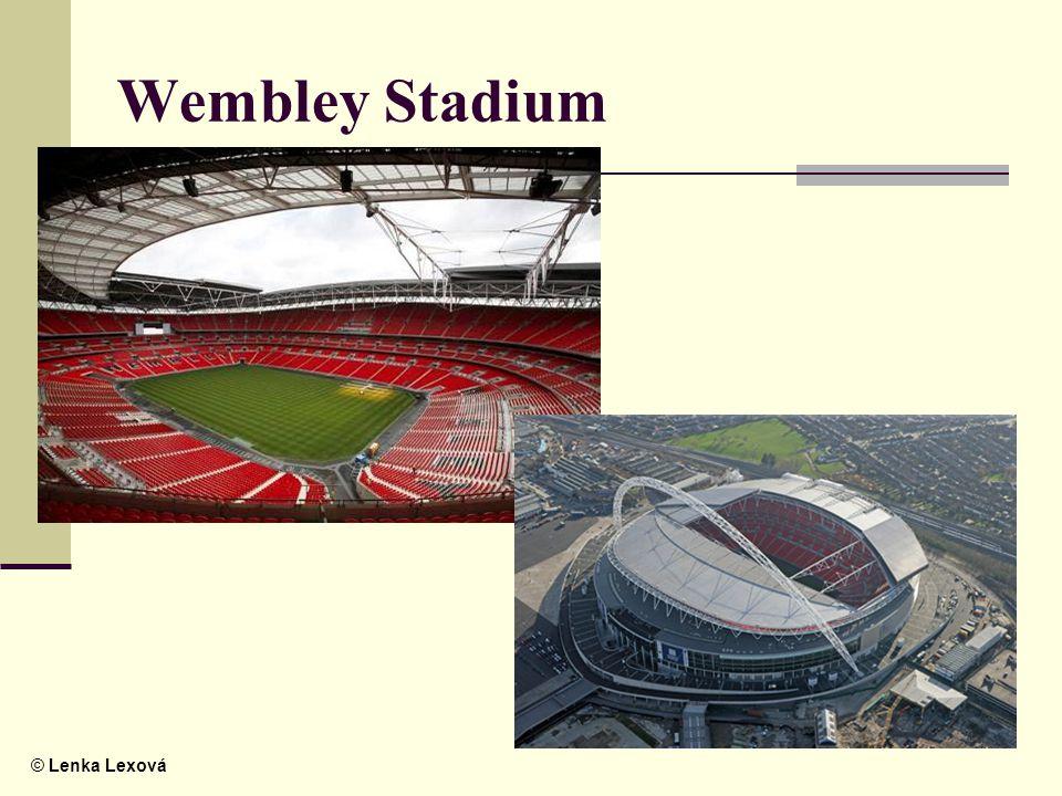 © Lenka Lexová Wembley Stadium