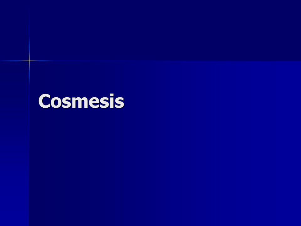 Cosmesis
