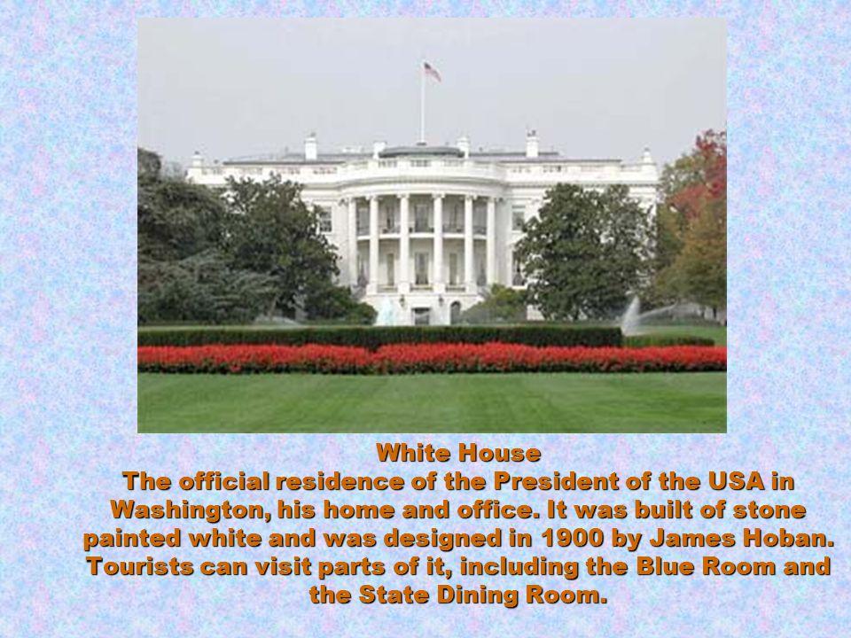 Washington  Washington is the capital city of the USA.