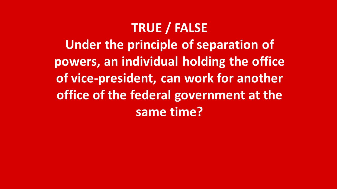 What is the main tool used by the executive branch to check the legislative branch?