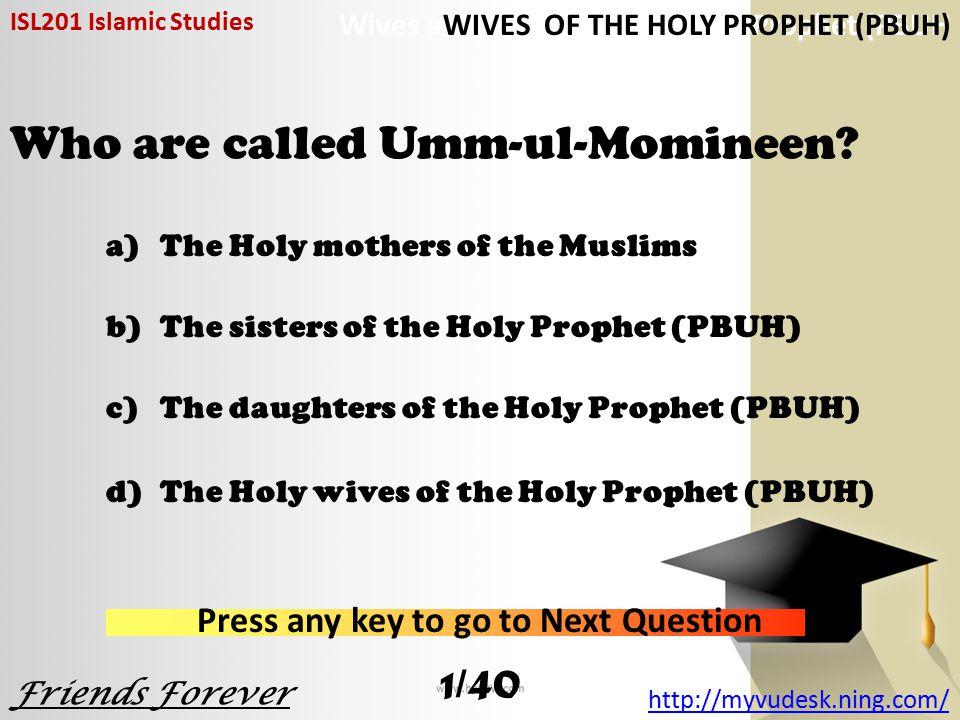 Who was the husband of Hazrat Zainab (RA).