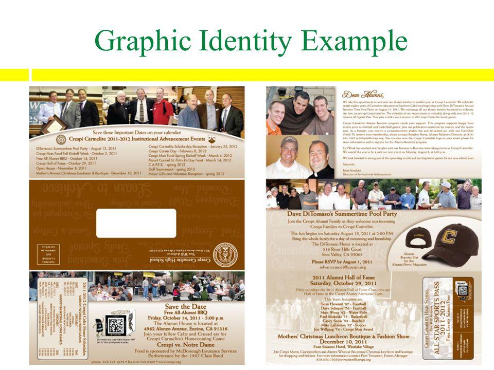 Graphic Identity Example
